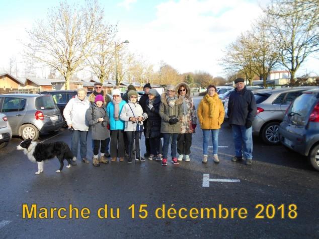 Marche du 15.12.2018 16 personnes et Mr Filou le chien (2) - Copie (Copier)