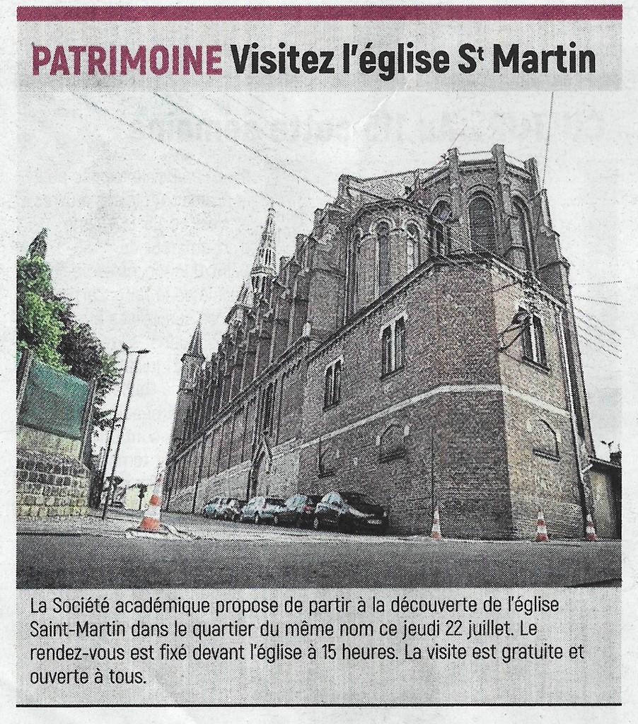 église St Martin (Copier)